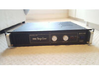 STAGELINE 400W POWER AMPLIFIER (EXCELLENT CONDITION)