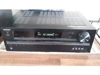 ONKYO TX-SR309 5.1 Channel 100 Watt Receiver 3D Video and Audio