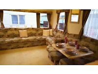 Spacious Static Caravan for Sale in Morecambe, Lancashire. HALF PRICE SITE FEES!!!