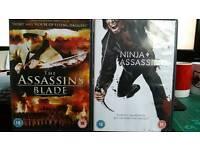 Ninja Assassin + Assassin's Blade