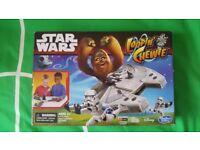 Disney Star Wars Loopin Chewie Family Board Game (Hasbro, Loopin Louie) !!!