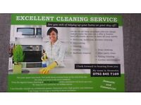 Domestic & Commercial -Excellent Cleaning Service- Home Maintenance - Ironing -