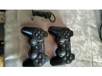 Ps3 dual shock 3 controllers
