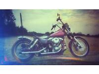 Harley Davidson Shovelhead Shovel head 1200 1980