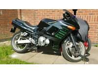 Motorbike kawasaki zzr 600
