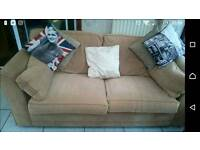 Comfy double sofa-bed