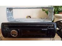 SONY CDX- GT570UI CAR FM/MW/LW CD PLAYER/RADIO