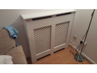 Radiator cover Like NEW Used for 2 months Old style radiator Hard to find £80