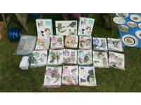 The Cat collectable magazine, 15 cuddly cats with magazines still in original bags