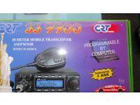 new ss9900 10 meter radio