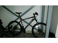 Trek 4 series mountain bike
