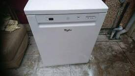 Whirlpool full size dishwasher