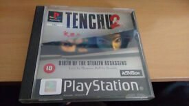 Tenchu 2: Birth of the Stealth Assassins ps1