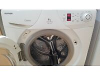 4 years old Washing machine Hoover WMH148DF 8kg 1400 spin - good condition