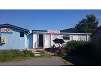 Retail / catering / business space to rent in Armadale, Isle of Skye.