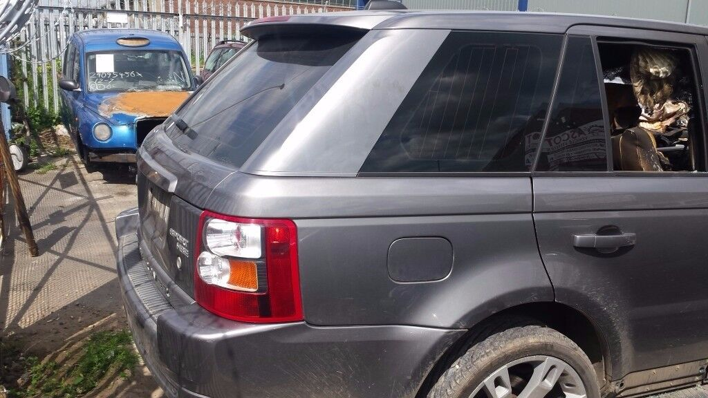 Rang Rover Driver Rear Light 2007