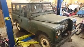 Land Rover Series 3 SWB