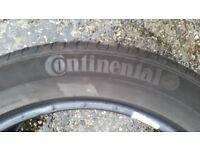 Continental ContiSportContact 245/45 R17 Y XL