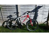 "18""/46cm TREK 3 Series Mountain Bike/Bicycle (Outgrown)"