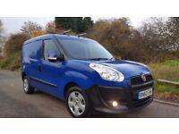 Fiat Doblo 1.3 JTD Multijet 16v SX Panel Van 5 door *NO VAT TO PAY* *6 MONTHS WARRANTY*