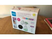 MAM electric and manual breast pump NEW