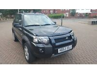 LEFT HAND DRIVE FREELANDER TD4 IN SOUTH EAST LONDON