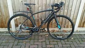 Specialized road bike new 54 frame