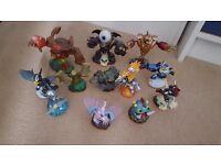 Skylander Giants Figures x 12