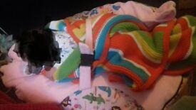 Baby/toddler bean bag