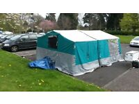 conway ascot 300dl trailer tent camping