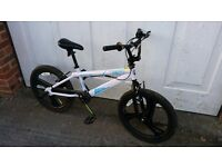 BMX - Zinc Gravity with stunt pegs and gyro brakes