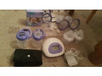 Lansinoh double Electric breastfeeding pump