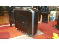 Cooler Master Cosmos S PC Gaming Case - E-ATX, ATX, Micro-ATX