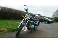 125cc Suzuki intruder vl125