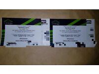 Kendrick Lamar Gold Circle Tickets Wembley 20th Feb The Damn Tour