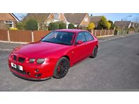 MG ZT 2.5 V6 (2002 with Private Plate) Red 160bhp