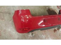 Vw mk6 golf rear bumper for sale and frnt grills and fog lamps
