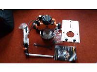 Triton MOF001 Dual Mode Precision Plunge Router, 1400 W
