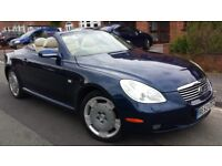 2003 LEXUS SC430 **LPG** 98K MILES, SC 430, 4.3 V8 CONVERTIBLE AUTO, LOOKS SOUNDS & DRIVES GREAT