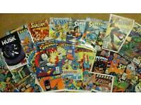 Vintage comics pre 1996