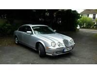 2001 Jaguar S type 3.0L SE Auto