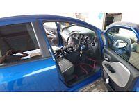 Fiat punto evo blue for sale 1999£
