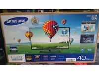 40'' SAMSUNG LED 3D TV