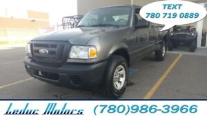 2008 Ford Ranger XL 4.0L V6 4x4 TRUCK LOW MILEAGE!