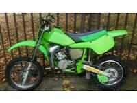 KX60 Kawasaki not kx65 kx 60 motocross not 50cc pit bike pitbike cr yz ktm rm
