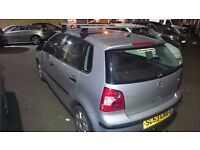 VW Polo: 2003 1.4 Twist, 5 door hatckback MOT until October 2017 £700