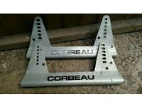 Corbeau bucket seat brackets