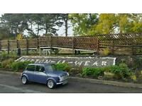 1995 Rover Mini Sidewalk 1275 SPI