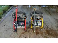Presure washers x2 spares or repair