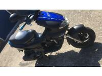 Gilera runner vx 200 reg as 125